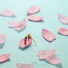 Small Daily Pleasures: Tanaka Tatsuya's Miniature Calendar