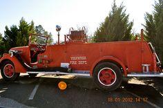 Fire Truck in Iuka