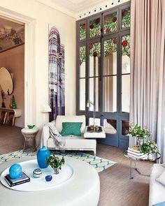 Rincon de lectura: Butaca Prive de Philippe Starck