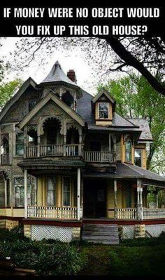 #vintage old house