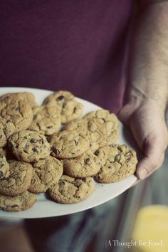 Gluten Free #Chocolate Chip Cookies #recipe #dessert