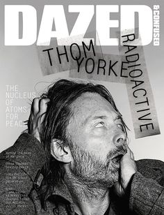To launch our new issue, Atoms for Peace cover star Thom Yorke creates an exclusive Dazed mix, including unheard solo material and new remixes for Radiohead and Liars