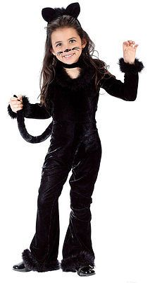 Toddler Size 3T-4T Toddler Playful Kitty Kids Costume - Cat Costumes