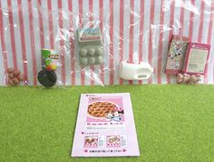 Image detail for -re-ment, rement, puchi, japanese dollhouse miniatures, all, disney ...