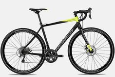 Buy Norco Valence Alloy 105 Disc 2016 Road Bike from Price Match, Home delivery + Click & Collect from stores nationwide. Mountain Bicycle, Mountain Biking, Mtb, Cross Country Trip, Road Bike Women, Bicycle Maintenance, Cool Bike Accessories, Road Bikes, Yellow Black