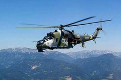 Polish Mi-24