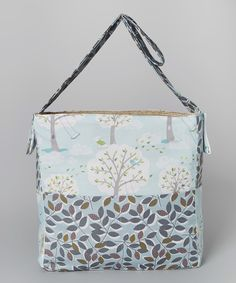 Look what I found on #zulily! Brownie Gifts Windy Days Diaper Bag by Brownie Gifts #zulilyfinds