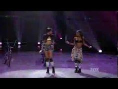 SYTYCD Season 10:  Jasmine and Comfort (Hip Hop Routine) Choreography by Nappytabs