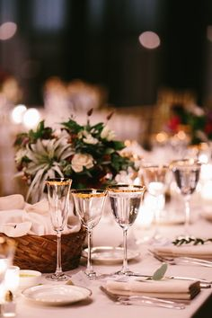 501 Union winter wedding