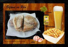 Bifanas no Pão! Simples e saborosas!
