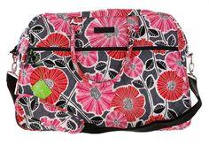 Vera Bradley Grand Traveler => Additional info  : Christmas Luggage and Travel Gear