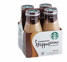 Starbucks 4-Packs Only $2.49 Each at Target - http://couponsdowork.com/starbucks-deals/target-starbucks-4-pack-coupons-dealio/