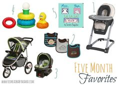 Redhead Baby Mama | Atlanta Mom Blogger: Monthly Favorites for Baby