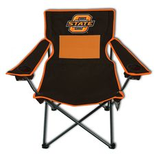 Oklahoma State Cowboys NCAA Ultimate Adult Monster Mesh Tailgate Chair