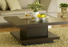 Dark Brown Coffee Table Decorating with White Vase Ideas  #coffeetable #furniture #furnituretrends #furniture_design #livingroom #livingroomideas #livingroomdesign #livingroomdecor #decor #homedecor #decorideas #decoration #decorating #interior #interiorideas