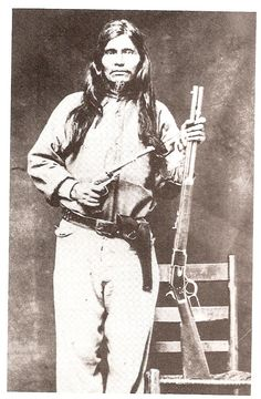 Cherokee Outlaw, Ned Christie evaded many attempts by lawmen to bring him in. Finally, it took a posse of 17 men, a cannon, and sticks of dynamite to force him out into the open to be riddled with bullets. *s