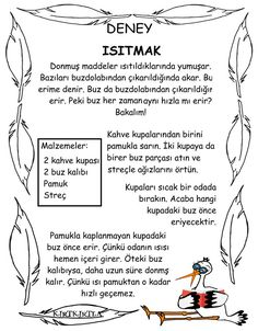 Otomatik alternatif metin yok. School Teacher, Pre School, Learn Turkish, Preschool Education, Montessori, Science For Kids, Worksheets, Kindergarten, Activities