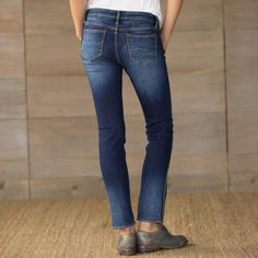 AUDREY EMBELLISHED JEANS: View 2