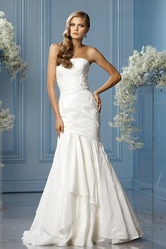 Wtoo Brides Cameron Gown Style 10838   Watters.com