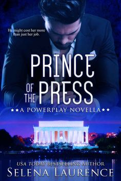 Prince of the Press: A Powerplay Novella ($0.99 to Free) - Books