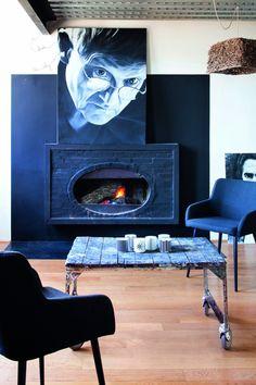 Un intérieur au design minimaliste - Marie Claire Maison