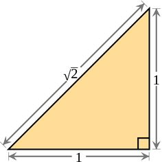 Square root of 2 triangle - Square root of 2 - Wikipedia, the free encyclopedia