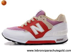 New Balance NB CM577TWR Thistle White Red Grey Shoes Fashion Shoes Store