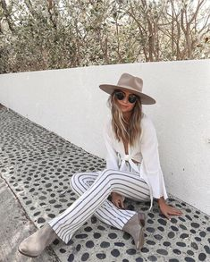 Zulu Rancher - Zulu Rancher – Lack of Color Source by carliejonn - Outfits With Hats, Chic Outfits, Trendy Outfits, Summer Outfits, Fashion Outfits, Girly Outfits, Unisex Fashion, Boho Fashion, Petite Fashion