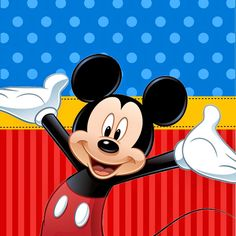 mickey mouse – Yahoo Image Search Results - Mickey mouse Arte Do Mickey Mouse, Mickey Mouse Birthday Theme, Mickey Mouse Cartoon, Mickey Party, Mickey Mouse And Friends, Mickey Mouse Clubhouse, Minnie Mouse Party, Mickey Minnie Mouse, Imprimibles Mickey Mouse