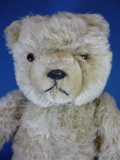 Hermann German Teddy Bear Vintage c1950s