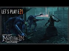 New video is up: Monday kNight Mordheim: City of the Damned - Let's Play E21 - Brutal