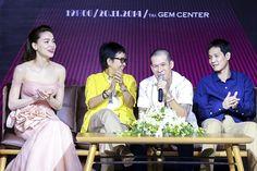 Ho Ngoc Ha - Live Concert 2014 (Press Conference) Costume by Joli Poli