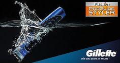 Gillette ProGlide Styler gratis test Jetzt mitmachen und 1 von 500 Testern für den Gillette Styler werden. http://www.produktekostenlos.de/gratis-kosmetikproben/gillette-proglide-styler-gratis-test.html  #Deutschland #Gillette #gratisproben #produkttester #gewinnspiel #Forme #Dm #tetesepet