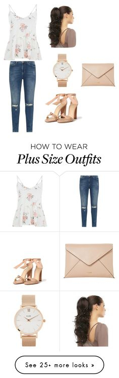 """""""Untitled #27"""" by natalijafaye on Polyvore featuring JunaRose, Alexandre Birman, Dune and CLUSE"""