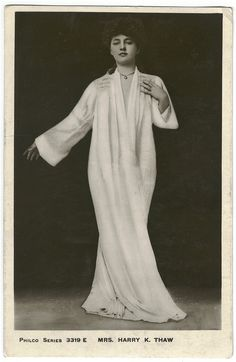 THAW, Mrs. (Evelyn NESBIT)_Philco; 3319 E by Performing Arts / Artes Escénicas, via Flickr
