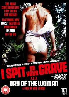 Original I Spit on Your Grave - bold and ahead of its time All Movies, Scary Movies, I Movie, Primal Fear, Movie Website, Film Genres, Horror Films, About Uk, Revenge