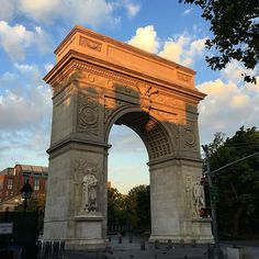 http://washingtonsquareparkerz.com/sunrisesaturday-washingtonsquarepark-nyc/ | #sunrisesaturday #washingtonsquarepark #nyc