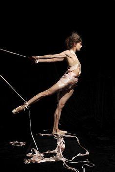 Ribbons 3. Photography by James Ostrer #dance @natisalguero