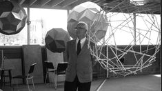 Storefront Definitions Series - R. Buckminster Fuller: World Man | Princeton University School of Architecture