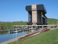 Historical Boat & Strépy-Thieu Giant Boat Lifts