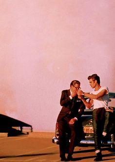 A SINGLE MAN  //  Tom Ford    Colin Firth and Jon Kortajarena