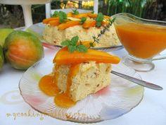 Парфе с манго Mango Parfe