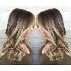 Blonde balayage Blonde ombre by Alexis Thurston. Blonde hair by hollie