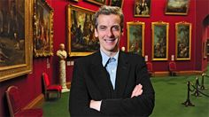 Peter Capaldi is the new Doctor!!! I think he'll be good, but I miss matt already.
