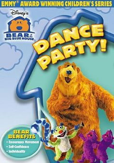 32 Best Bear in the big blue house images in 2019 | Big ...