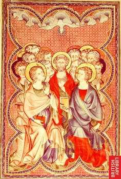 litany for pentecost sunday