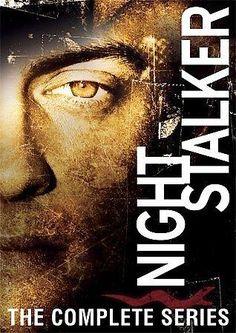 (Black) Stalker: The Complete Series (DVD) ( Stalker The Complete Series (DVD))