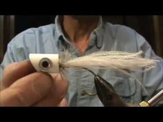 Fly Tying a Bass Popper with Jim Misiura - YouTube