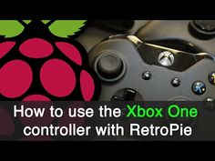 Raspberry Pi - How to use the Xbox One controller with RetroPie