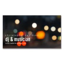 Elegant Sparkles & Glitter Business Card | Zazzle